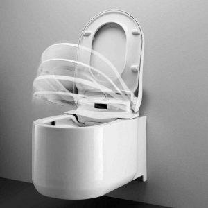 fonction douverture et fermeture automatique de la toilette japonaise